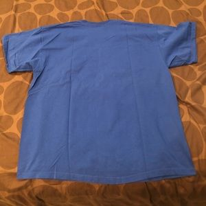 Vintage Shirts - Vintage Keep Superior Blue tee